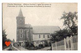 34365-ZE-BELGIQUE-L'Ourthe Pittoresque-L'Eglise Parois. De Plainnevaux (2 1/4 Km. Du Restaurant De La Ferme De Rosière) - Neupre