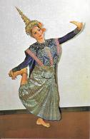 "A Posture Of ""Lakorn"" Thai Theatrical Play - Thaïlande"