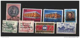 ITALIA -  REPUBBLICA  - ANNATA COMPLETA 1969 USATI  LUSSO - Annate Complete