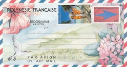 LOT 1533 POLYNESIE AEROGRAMME N°8 - Aérogrammes
