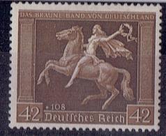 TP - ALLEMAGNE De 1938 - N° 612  X Neufs - TB - Allemagne