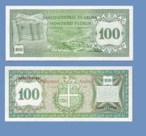 ARUBA 100 FLORIN 1996 - Aruba (1986-...)