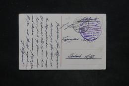 ALLEMAGNE - Carte Postale De Berlin En Feldpost En 1916 , Voir Cachet - L 25825 - Allemagne