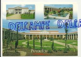 France. Vendée. Puy Du Fou. Hôtel La Villa Gallo-Romaine. As De Coeur. Artaud Editions - Hotels & Restaurants
