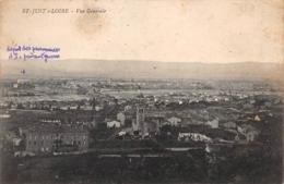 42 // SAINT-JUST SUR LOIRE - VUE GENERALE DE 1921 - EDITIONS VIAL - Saint Just Saint Rambert