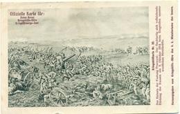 Rotes Kreuz N.22 Der Entsatz Der Festung Przemysl  Am 8 Ocktober 1914 - Guerra 1914-18