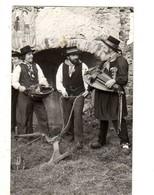 63 St Bonnet Pres RIOM Groupe Folklorique Auvergnat Les Brayauds, Carte Photo Guittard - Riom
