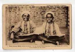 Les Capucins Francais Aux Indes Deux Jeunes Bhils Ecoliers De Jhabua, Mission Du Sacre Coeur En Rajputana - Inde