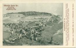 Rotes Kreuz N.20 Der Vormeister Und Drei Fahrkanoniere Des Klagenfurter Kanonenregiments - Guerra 1914-18