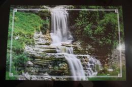 Russia. Chechnya.  Chechen Republic  - Modern Postcard - Waterfall - Chechenia