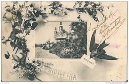 Monaco ,SOUVENIR De MONTE CARLO  En 1902 - Monte-Carlo