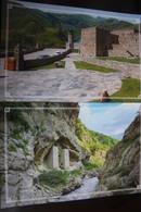 Russia. Chechnya.  Chechen Republic  - Modern Postcard - 2 PCs Lot - Chechenia