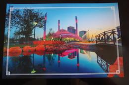 """Russia. Chechnya.  Chechen Republic  - Modern Postcard - Islam """"Mother's Heart"""" Mosque - Tchétchénie"""