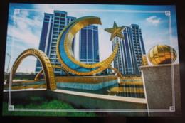 Russia. Chechnya.  Chechen Republic  - Modern Postcard - Argun City - Tchétchénie