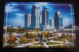 Russia. Chechnya.  Chechen Republic  - Modern Postcard - GROZNY CITY Complex - Chechenia