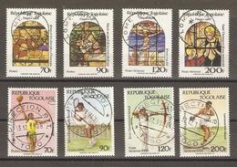 Togo 1988 - Pâques -  Jeux Olympiques De Séoul - Petit Lot De 2 Séries Complètes ° - Togo (1960-...)