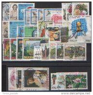 ITALIA -  REPUBBLICA  - ANNATA COMPLETA 1982 USATI  LUSSO - Annate Complete