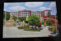 Russia. Chechnya.  Chechen Republic  - Modern Postcard - Sernovodsk Resort - Tchétchénie