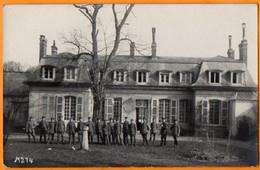GRANDE MAISON DE MAITRE  - ( 02 - 62 )  ?? à Définir -  Märs / Mai  1917 - PIONNIERS DU WURTEMBERG BATAILLON N° 326 - Guerre 1914-18