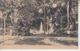 MAURICE - PORT LOUIS - Lot De 5 Cartes - Jardins Place Chaussée Port Cathédrale ( ETAT )  PRIX FIXE - Mauricio