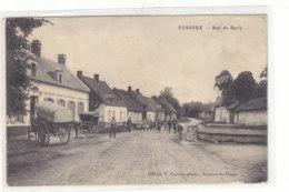62  Pas  De  Calais  -  Fosseux  -  Rue  De  Barly - Autres Communes