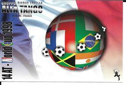 COUPE DU MONDE FOOTBALL FRANCE 1998 - WORLD CUP FOOTBALL - QSL - Football