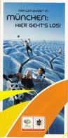 Germany Munich FIFA World Championship 2006 / Prospectus, Brochure - Apparel, Souvenirs & Other