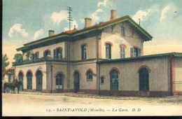 Saint Avold La Gare - Saint-Avold
