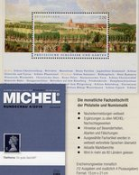 Stamps MICHEL Rundschau 4/2019 New 6€ Briefmarken Of The World Catalogue/magacine Of Germany ISBN 978-3-95402-600-5 - Collections