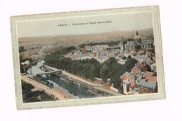 Panorama Et église Saint-Aubin. - Namur