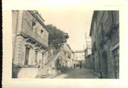Montbazin La Rue Principale - France