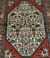 Persia - Iran - Tappeto Persiano RUDBAR,Vecchia Lavorazione - Tappeti & Tappezzeria
