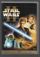 Star Wars II L'attaque Des Clones Dvd - Sciences-Fictions Et Fantaisie