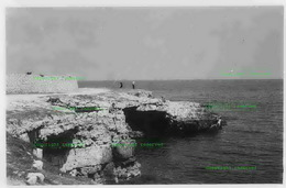 Foto Grotta Rondinelle Polignano A Mare Bari 1944 - Luoghi