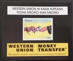 Tanzania 2004 Western Union Money Transfer S/S - Tanzania (1964-...)