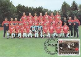 16.05.2006 - Féderation Luxembourgeoise De Football  FLF  Cadre National A - Maximum Cards