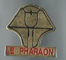 Pin's Le Pharaon - Pin's