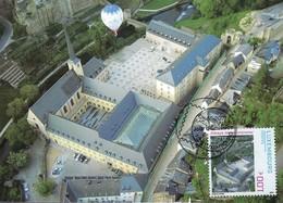 22.05.2007  -  Centre Culturel De Rencontre   Abbaye De Neumünster,Luxembourg - Cartes Maximum