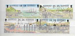 1997 MNH Alderney Postfris** - Alderney