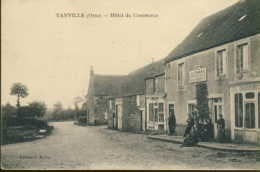 Tanville - France