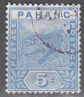 MALAYA--PAHANG    SCOTT NO. 13     USED    YEAR  1892 - Pahang