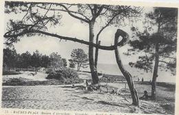 CPA Andernos Rare Série MAURET PLAGE MD Plage Du Boulevard De L'union - Andernos-les-Bains