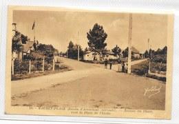 CPA Andernos Rare Série MAURET PLAGE Yobled  Avenue Du Phare - Andernos-les-Bains