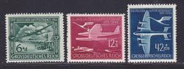 ALLEMAGNE AERIENS N°   59 à 61 ** MNH Neufs Sans Charnière, TB (D8743) Service Postal Aérien - 1944 - Poste Aérienne