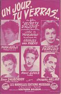 Partition De MOULOUDJI, Jacqueline FRANCOIS, Anny GOULD - Un Jour, Tu Verras .. - Musica & Strumenti