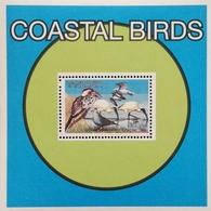 Tanzania  1997 Coastal Birds S/S - Tanzania (1964-...)