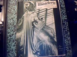 Revue Suisse Ecrite Majoritairement En Allemand Neueste Illustrierte Les Dernieres Nouvelles Illustrèes Du/ 01/05/1938 - Livres, BD, Revues