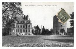 Lillebonne (Seine-Maritime)  Le Château - Lillebonne