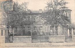 80    .    N° 203530            .              CONDé FOLIE           .                 LA MAIRIE - France