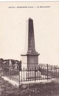 Jura - Auxange - Le Monument - Frankrijk